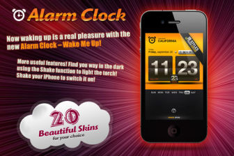 Alarm clock Les bons plans de lApp Store ce vendredi 21 octobre 2011