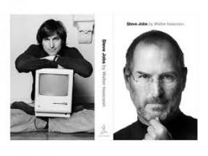 Article derniers hommages Steve Jobs couv bio