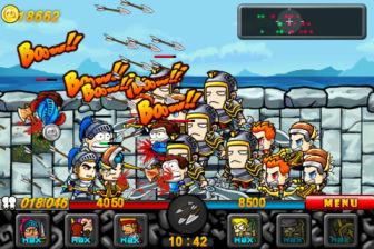 Battle ground Les bons plans de lApp Store ce samedi 1 octobre 2011
