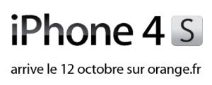 iPhone4S Orange