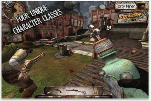 Capture16 300x202 Test de Warm Gun   Un jeu de tir à la première personne sous Unreal Engine (3,99€)