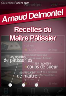 Capture27 Lapplication gratuite du jour : Pâtisserie Pocket