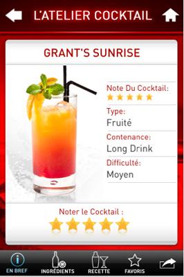 Capture28 Test de l'Atelier Cocktail : une application pour devenir un excellent barman (gratuit)