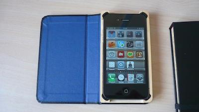 CcrsCarnetPortenzo014 Concours : Une coque Portenzo à gagner   Un carnet façon Moleskine pour votre iPhone (29€)