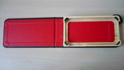 CcrsCarnetPortenzo021 Concours : Une coque Portenzo à gagner   Un carnet façon Moleskine pour votre iPhone (29€)