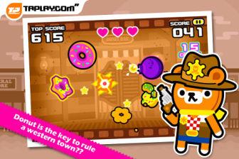 Cowboy tappi bear Les bons plans de lApp Store ce samedi 8 octobre 2011