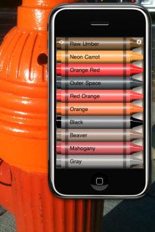 Crayon vision Les bons plans de lApp Store ce mardi 11 octobre 2011