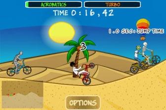 Crazy biker Les bons plans de lApp Store ce samedi 22 octobre 2011