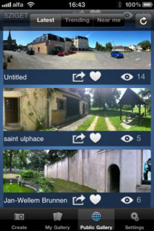 Dermandar panorama Les bons plans de lApp Store ce lundi 24 octobre 2011