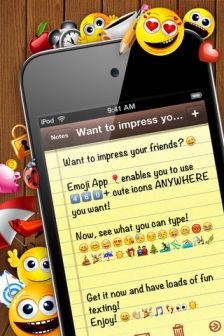 Emoji Les bons plans de lApp Store ce jeudi 20 octobre 2011