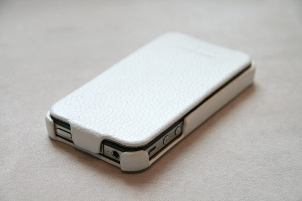 Etui cuir luxe Et la surprise se nomme.... App4Shop   Notre propre boutique en ligne daccessoires iPhone !