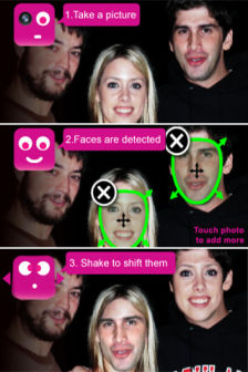 FaceShift Les bons plans de lApp Store ce jeudi 20 octobre 2011