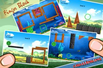 Finger block Les bons plans de lApp Store ce jeudi 9 février 2012