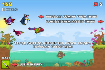 Fish fury Les bons plans de lApp Store ce samedi 22 octobre 2011