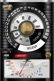 Fotometer pro Les bons plans de lApp Store ce mercredi 12 octobre 2011