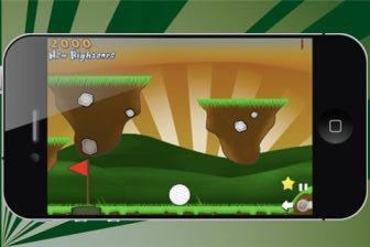 GolfBounce Les bons plans de lApp Store ce mardi 11 octobre 2011