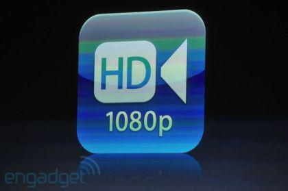 HD 1080P Apple présente liPhone 4S   Un iPhone 4 amélioré... mais qui ne vaut pas un iPhone 5 !