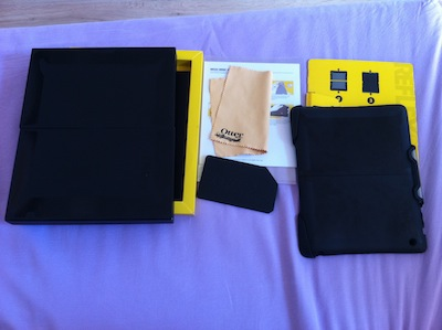 IMG 0505 [Test] OtterBox Reflex Case pour iPad 2   Une Coque fine et légère qui protège votre iPad !