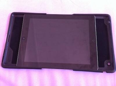 IMG 0506 [Test] OtterBox Reflex Case pour iPad 2   Une Coque fine et légère qui protège votre iPad !