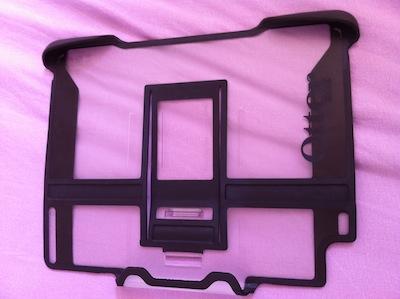 IMG 0507 [Test] OtterBox Reflex Case pour iPad 2   Une Coque fine et légère qui protège votre iPad !