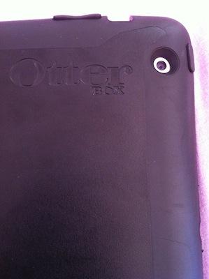 IMG 0510 [Test] OtterBox Reflex Case pour iPad 2   Une Coque fine et légère qui protège votre iPad !