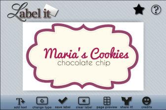 Label it Les bons plans de lApp Store ce dimanche 16 octobre 2011
