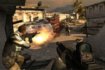MC3 2 Modern Combat 3 fallen nations débarque sur lApp Store (5,49€)