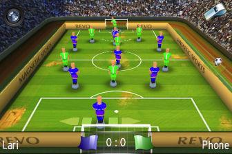 Magnetic sports soccer Les bons plans de lApp Store ce vendredi 28 octobre 2011