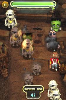 MonsterKill Les bons plans de lApp Store ce vendredi 28 octobre 2011