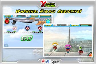 Parachute Xtreme 2 Les bons plans de lApp Store ce vendredi 28 octobre 2011