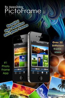 PicToFrame Les bons plans de lApp Store ce mardi 4 octobre 2011