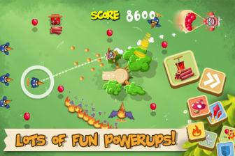 Pigs in trees Les bons plans de lApp Store ce vendredi 7 octobre 2011