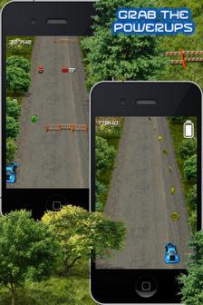 Power Racer Les bons plans de lApp Store ce jeudi 13 octobre 2011