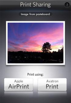 Print sharing Les bons plans de lApp Store ce samedi 22 octobre 2011