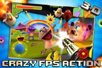 Puppet War FPS Les bons plans de lApp Store ce samedi 29 octobre 2011