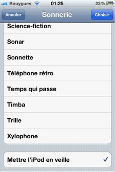 Sans titre1 [Astuce] Mettre liPhone en veille grâce au minuteur !