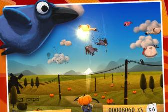 Shoot the birds Les bons plans de lApp Store ce mercredi 19 octobre 2011