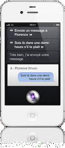 Siri21 Apple : Deux vidéos officielles pour Siri et liPhone 4S