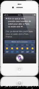 Siri3 131x300 iPhone 4S disponible en pré commande chez Apple