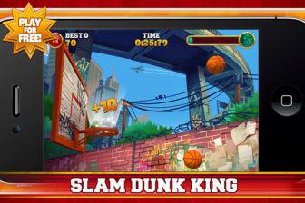 Slam Dunk king Les bons plans de lApp Store ce mercredi 12 octobre 2011