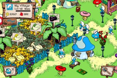 Smurf 21 Smurfs Village   Le jeu de gestion le plus addictif de lApp Store (gratuit)