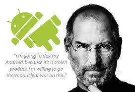 Steve Jobs vs Android La biographie de Steve Jobs, désormais à la vente en France