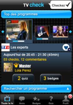 TV Check Les bons plans de lApp Store ce dimanche 16 octobre 2011