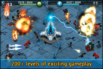 Tesla wars 2 Les bons plans de lApp Store ce dimanche 18 mars 2012