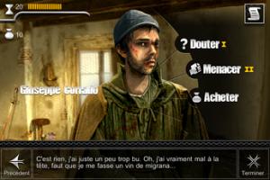 Test Borgia Game 02 300x200 [Test] Canal+ Borgia The Game, un jeu adapté de la nouvelle série Borgia (gratuit)