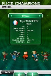 Test FlickChampions 10 200x300 [Test] Flick Champions, 8 mini jeux sport dans votre iPhone (0,79€)