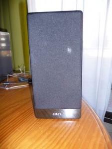 Test MicroEltax 06 225x300 [Test] Eltax Micro, deux haut parleurs pour vos iDevices (169€)