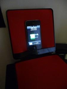 Test Pearlbox 02 225x300 [Test] Tangent Pearlbox, une boîte à musique pour votre iPhone/iPod (~ 99€)