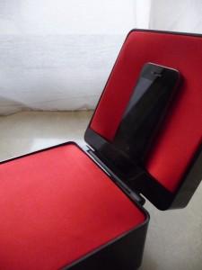 Test Pearlbox 05 225x300 [Test] Tangent Pearlbox, une boîte à musique pour votre iPhone/iPod (~ 99€)