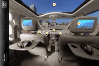 Test Renault Espace habitacle e1318961425906 Lapplication Renault Espace ou comment voyager avec son iPhone (Gratuite)